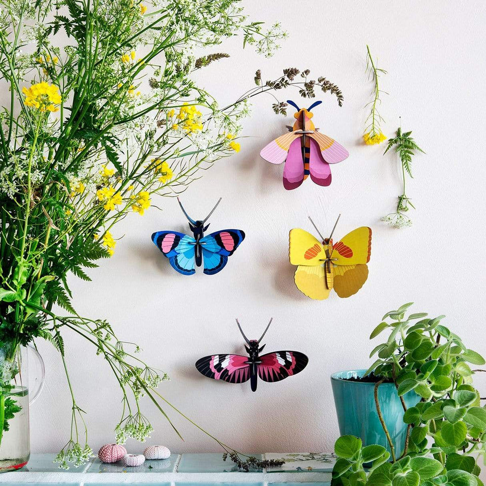 Studio Roof Decorazione parete Longwing Butterfly