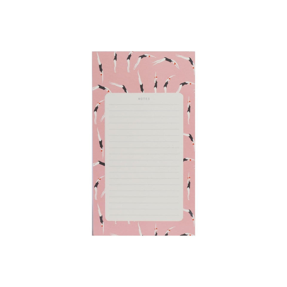 Season Paper Notes Blocco note Plongeuses