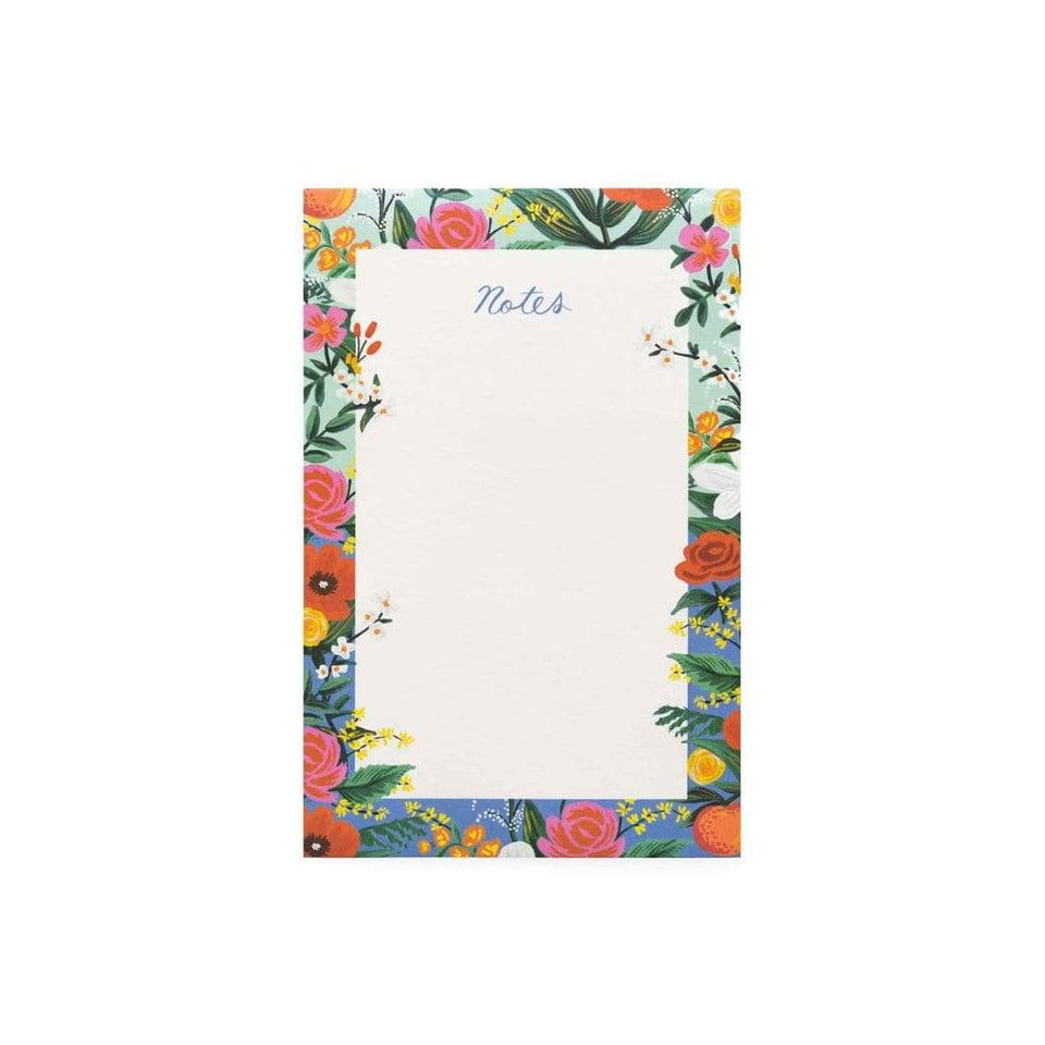 Rifle Paper Notes Notes Garden Party