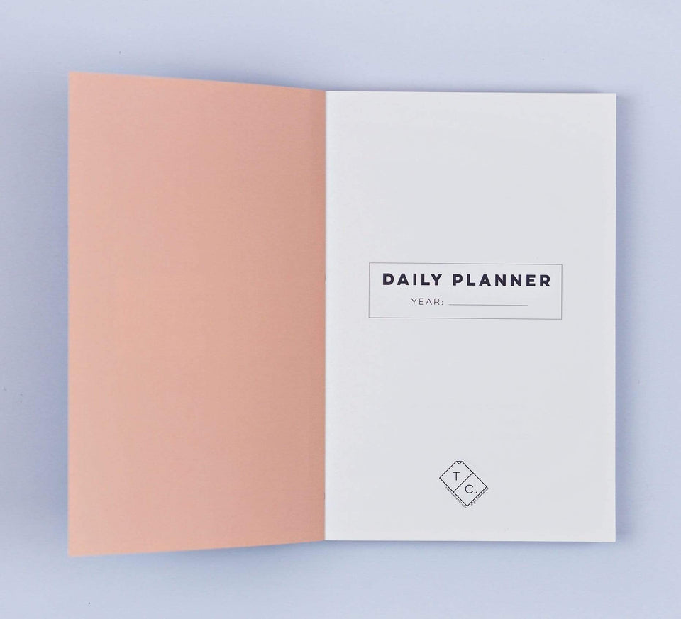 The Completist Planner Daily Planner Inky