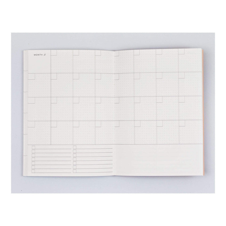 The Completist Planner Weekly Planner Memphis