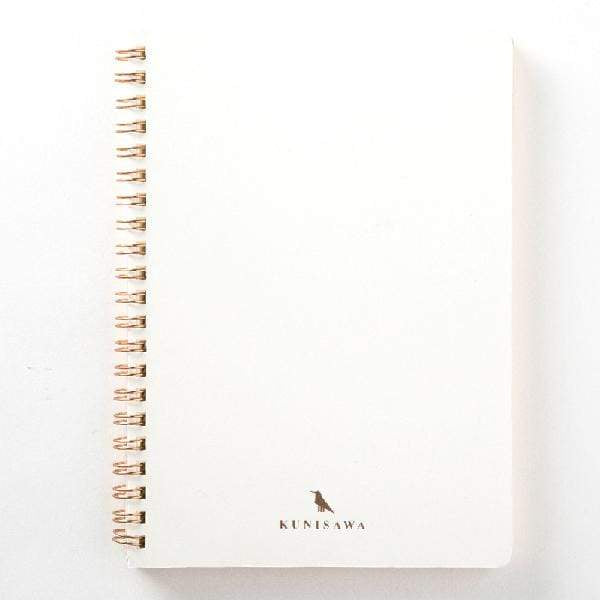 Kunisawa Quaderni Find Notebook White