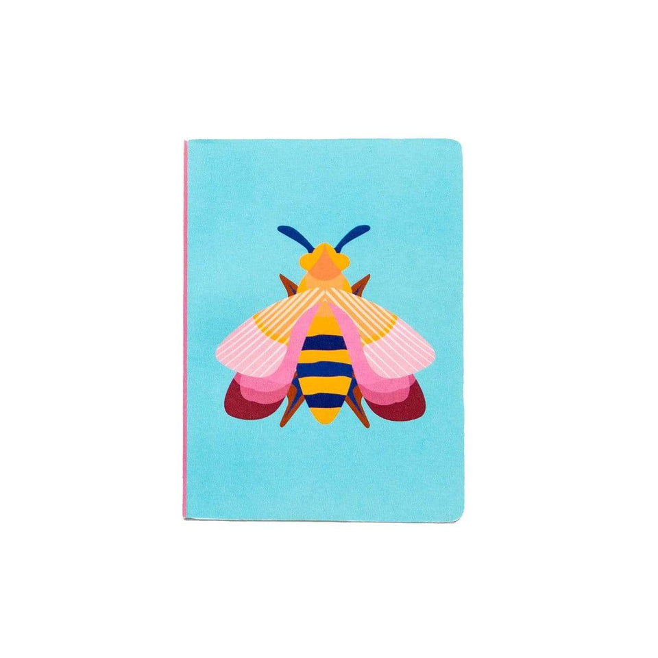 Studio Roof Quaderni Quaderno Pink Bee