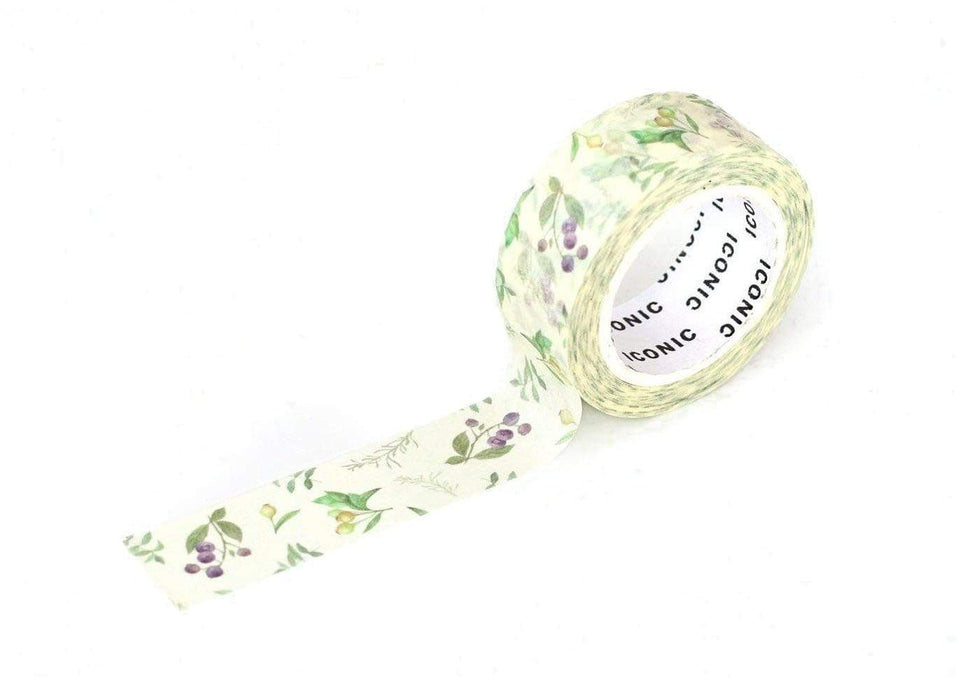 Iconic Washi Tape Washi tape Blueberry
