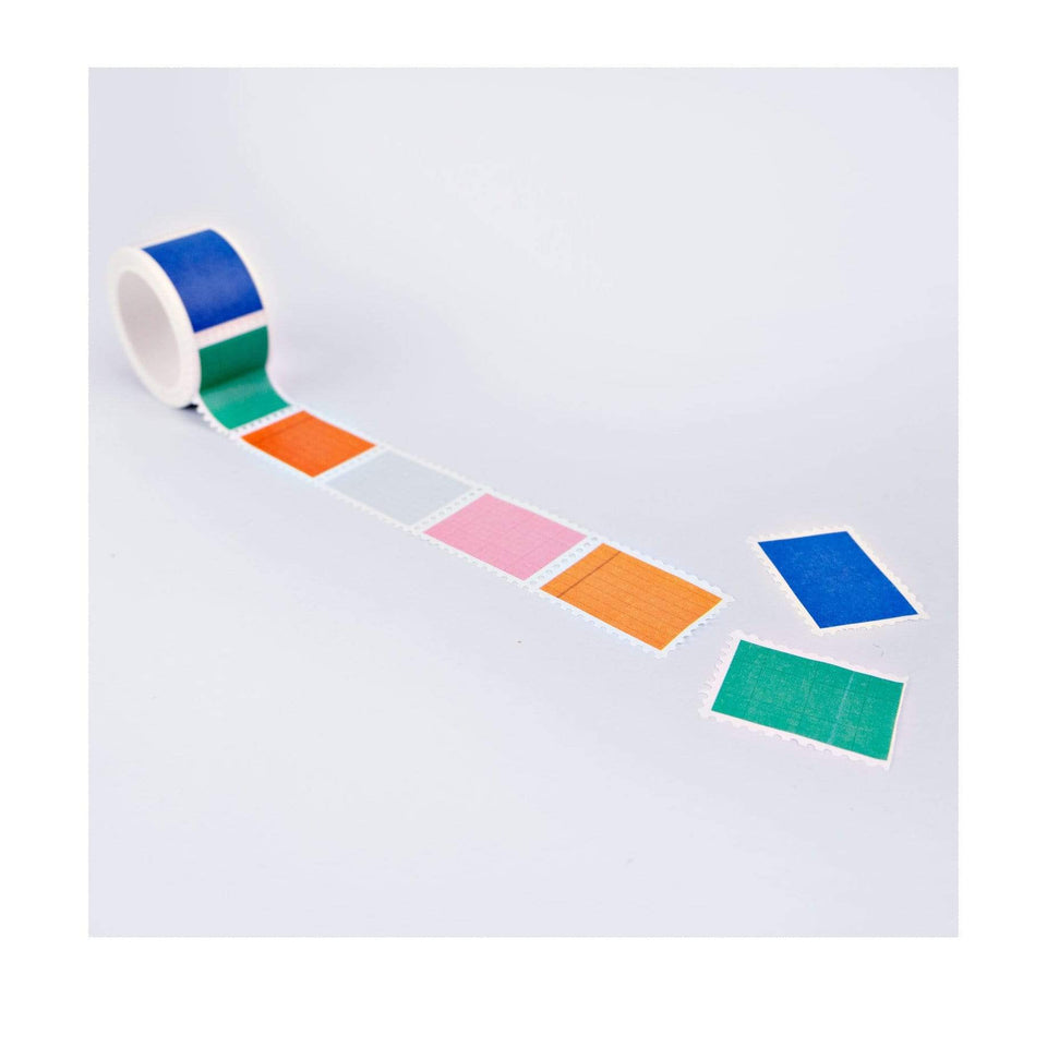 The Completist Washi Tape Washi Tape Dot Grid & Lines