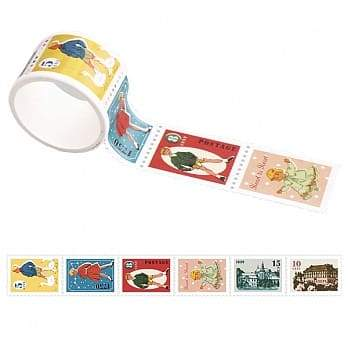 Iconic Washi Tape Washi tape Stamp - Antique