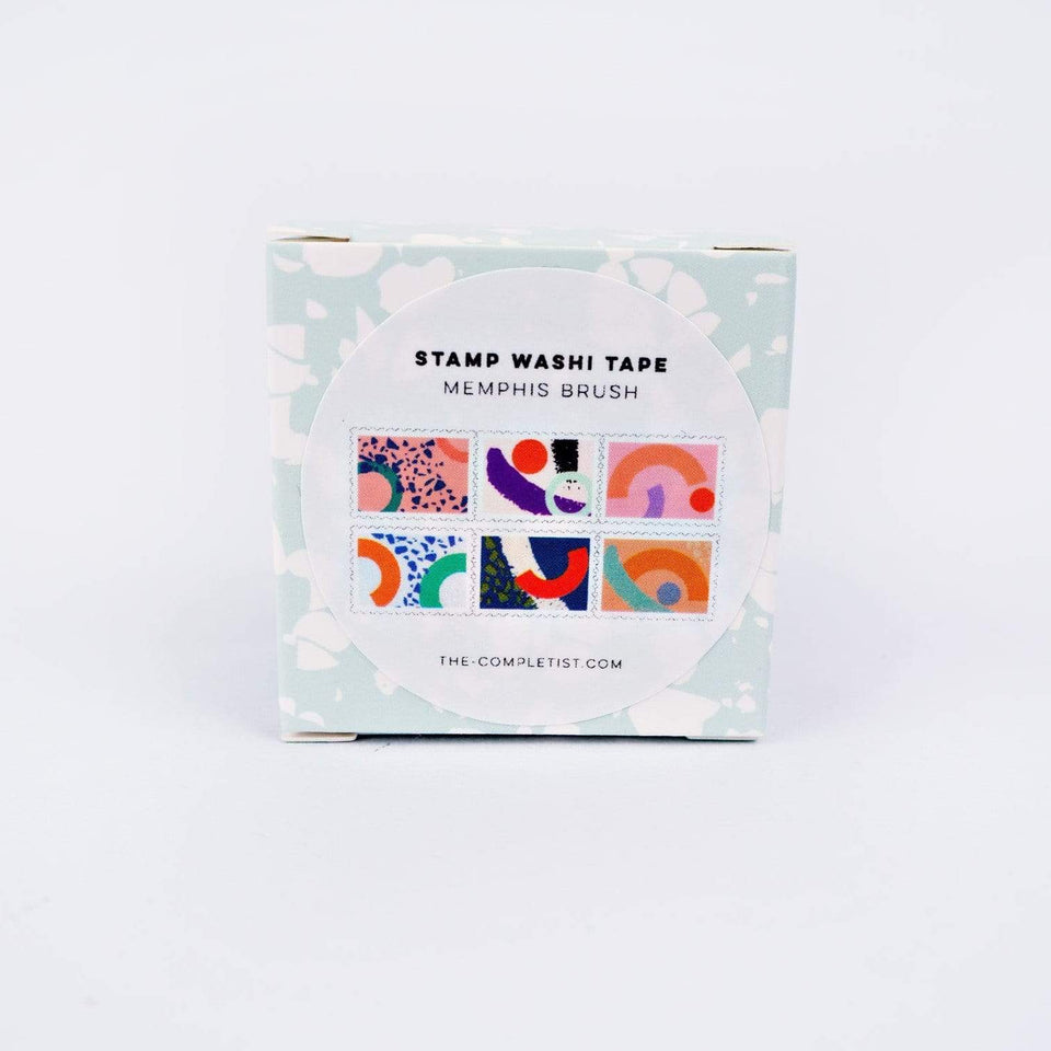 The Completist Washi Tape Washi Tape Stamp