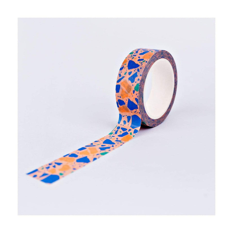 The Completist Washi Tape Washi Tape Terrazzo