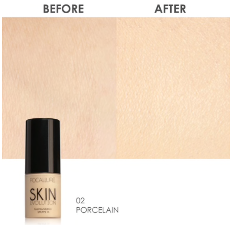 NiceSkin Cream Foundation