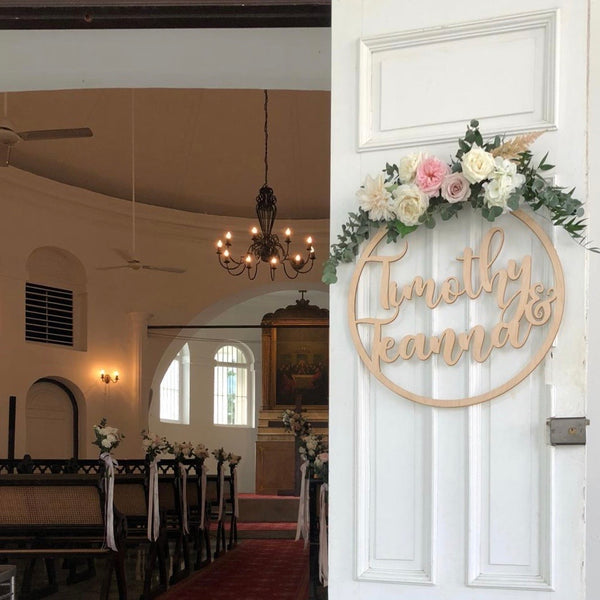 Wedding Signage (50cm)
