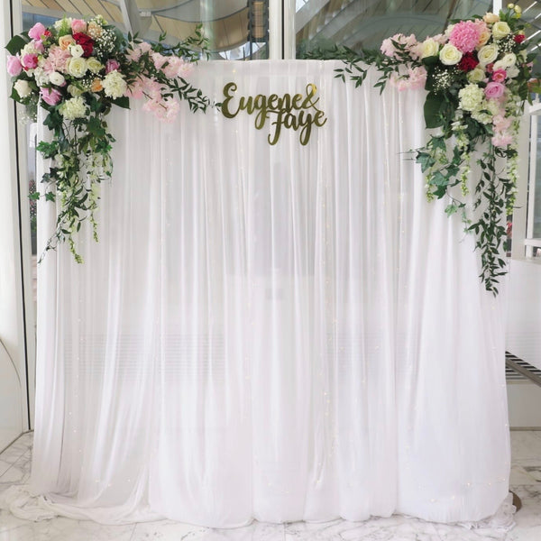wedding signage (60cm)