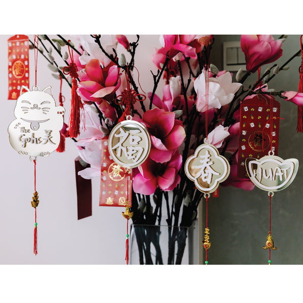 Prosperous Hanging Ornaments