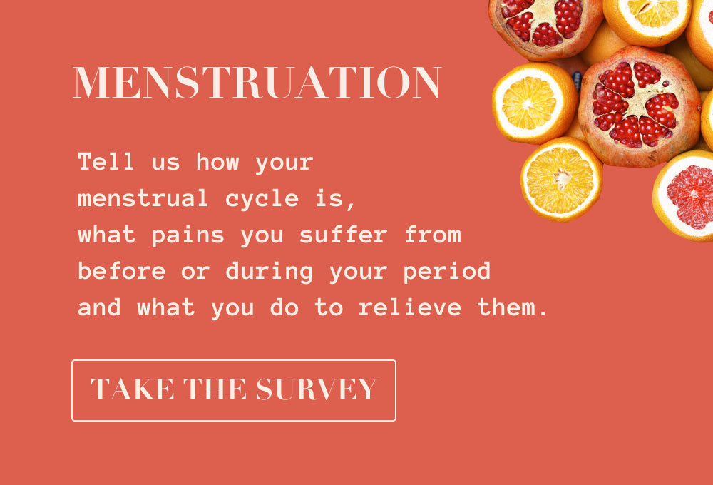 Menstruation survey EN