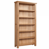 Dorset Oak 6ft Bookcase
