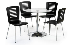Kudos Table And 4 Chair Set