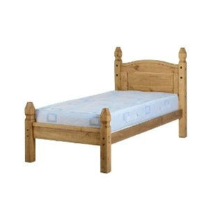 Corona 3ft Bed Low Foot End