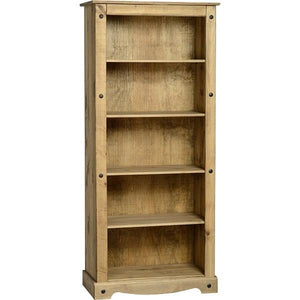 Corona Tall Bookcase