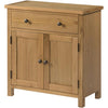 Burford Oak Compact Sideboard