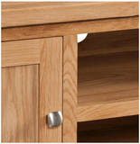 Dorset Oak Large TV Unit