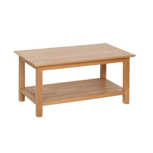 New Oak Large Coffee Table