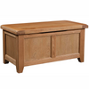 Somerset Oak Blanket Box