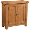 Somerset Oak 2 Door Cabinet