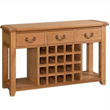 Somerset Sideboard with Wine Rack