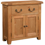 Somerset Oak Small Sideboard