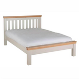 Lundy Pine Painted Low Foot End Bed
