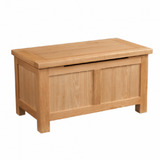 Dorset Oak Blanket Box