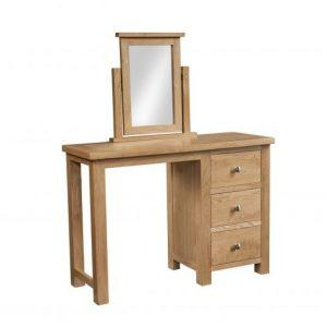 Dorset Oak Dressing Table Mirror