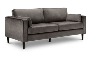Hayward Velvet 3 Seater Sofa