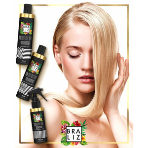 Braliz Keratin Leave In Smoothing Treatment 100 ml