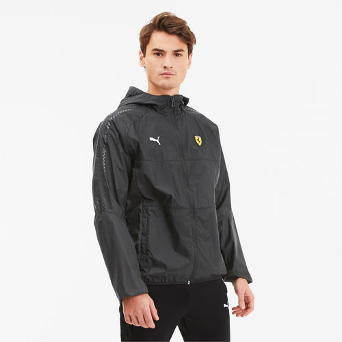 [596140-02] Scuderia Ferrari T7 City Runner Jacket