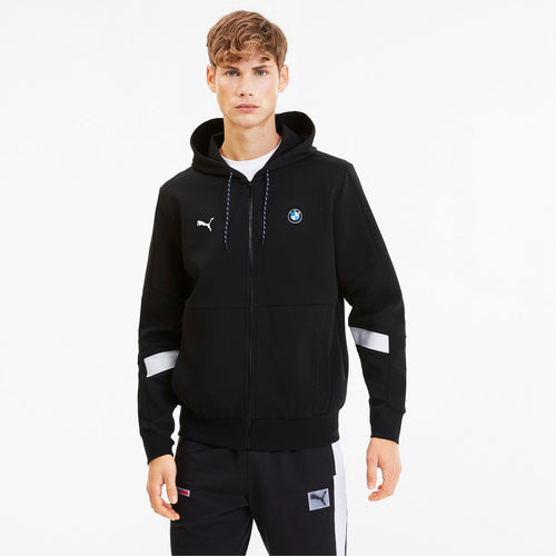 [596097-01] BMW M Motorsport Hooded Sweat Jacket