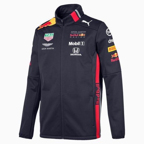 [762519-01] Red Bull Racing Team Softshell Jacket