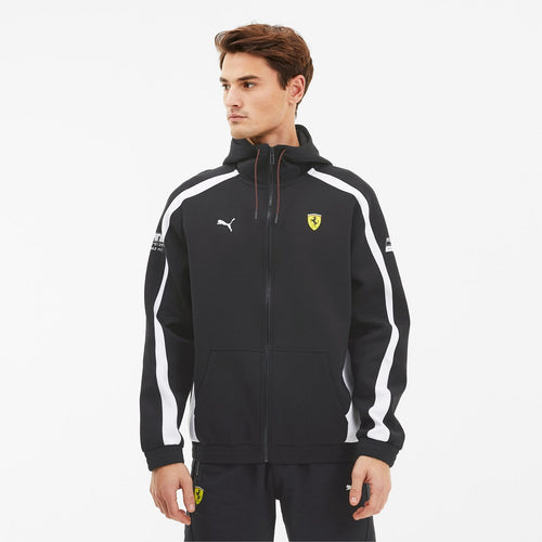 [596145-02] Scuderia Ferrari Hooded Sweat Jacket