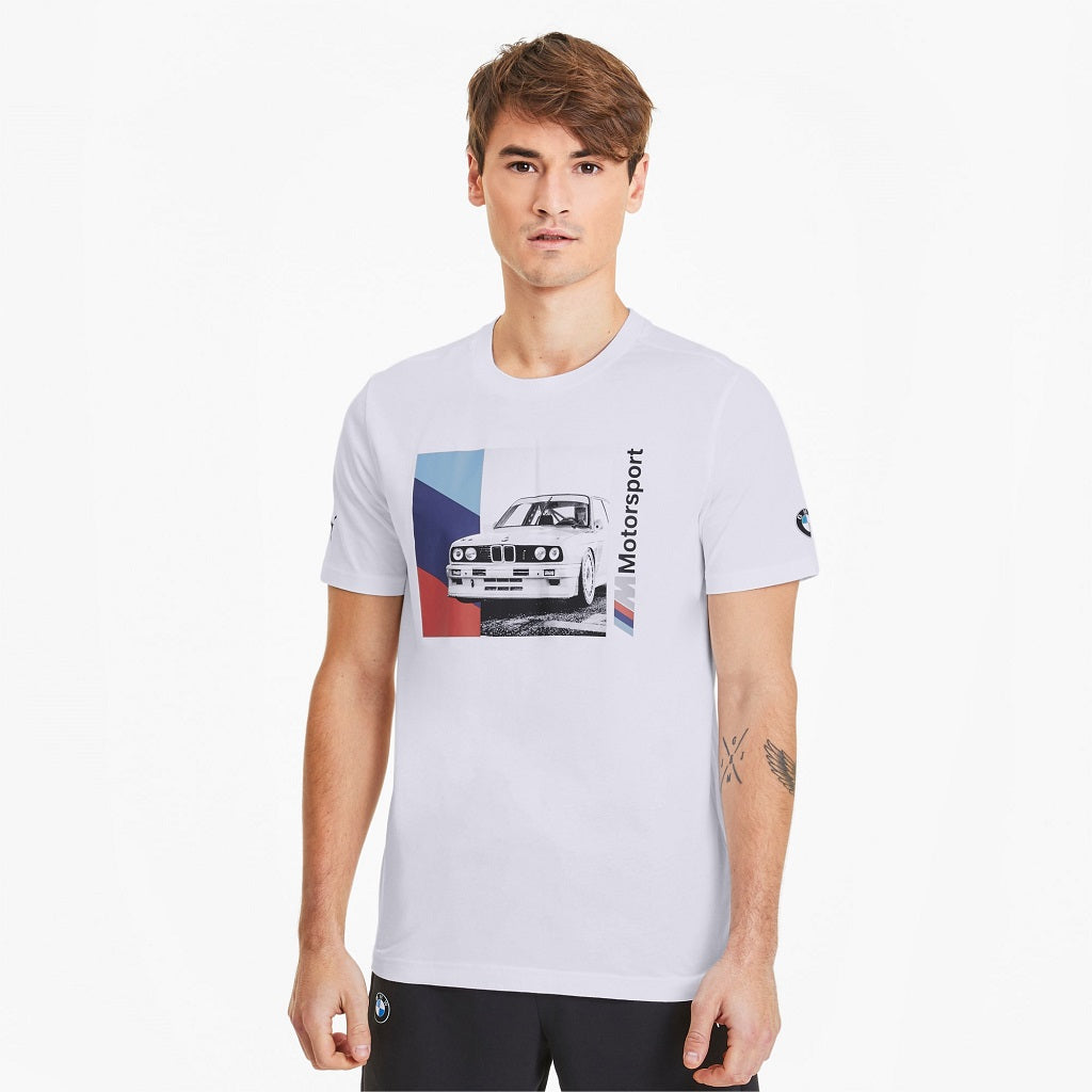 [596102-02] Puma BMW M Motorsport Graphic Tee