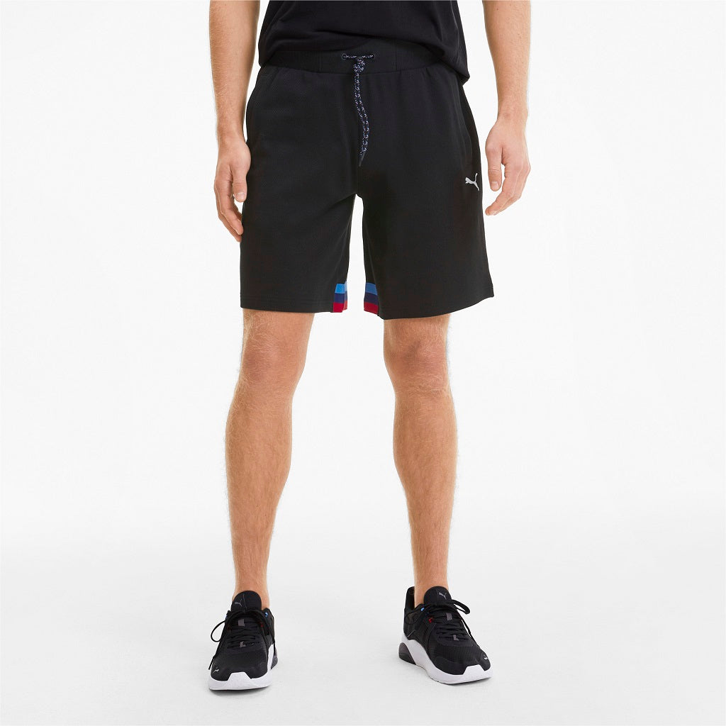 [596090-01] BMW M Motorsport Life Knitted Sweat Shorts