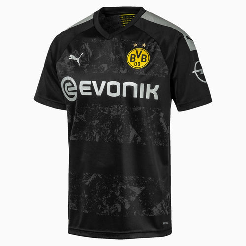 [755745-12] BVB Away Replica Jersey