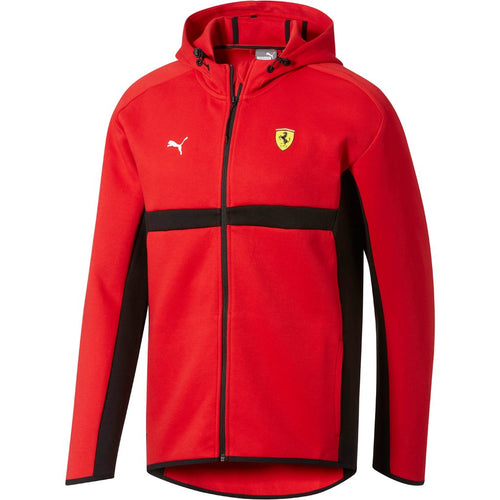 [576707-01] SF Scuderia Ferrari Hooded Sweat Jacket