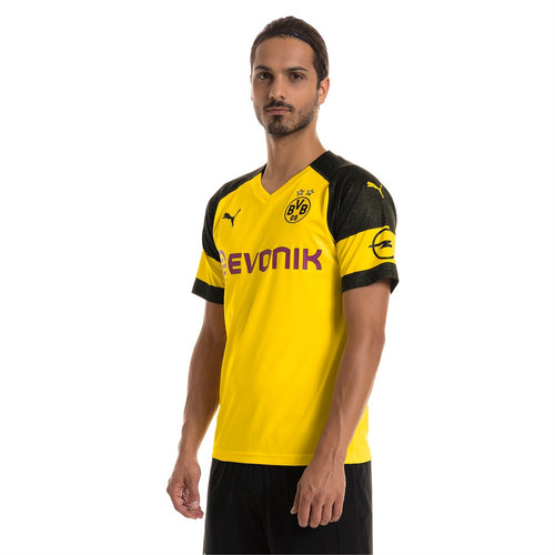 [753310-01] BVB Home Replica Jersey