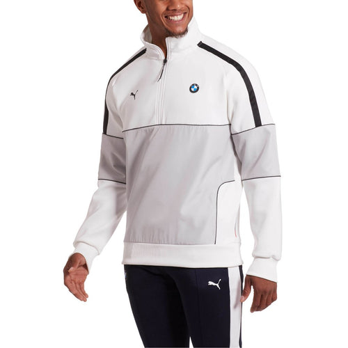 [577779-02] Mens Puma BMW Motorsport Life 1/2 Zip Sweat