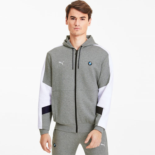 [596097-03] BMW M Motorsport Hooded Sweat Jacket