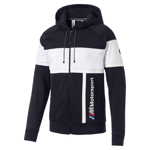 [577788-04] Mens BMW Motorsport Hooded Sweat Jacket