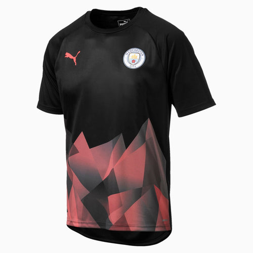[756248-30] Man City International Stadium Short Sleeve Jersey