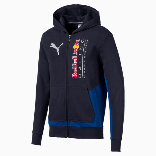[595174-01] RBR Logo Hooded Sweat Jacket