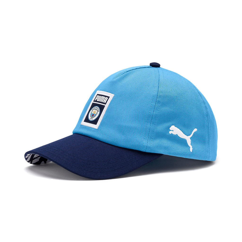 [022447-27] Puma Manchester City FC DNA Fan Cap