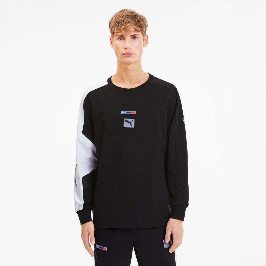 [596081-01] Puma BMW M Motorsport Street Midlayer Sweater