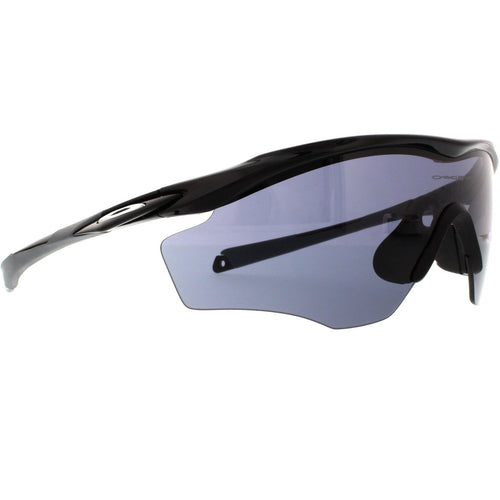 [OO9343-01] Mens Oakley M2 Frame XL Sunglasses